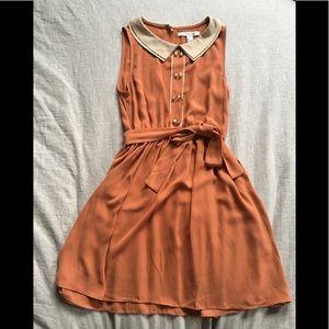 Forever 21 vintage flare dress!